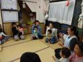 10月クラス懇談会: 保育士から子どもたちの様子について等、色々なお話をいたしました。