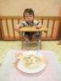 うきちゃん1歳、おめでとう!