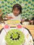 2歳のお誕生日おめでとう!