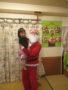サンタさんの抱っこ。いいでしょ~。