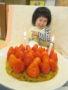 「きょうこちゃん 2歳おめでとう!